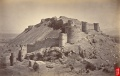 Upper Bala Hissar from west Kabul in 1879.jpg